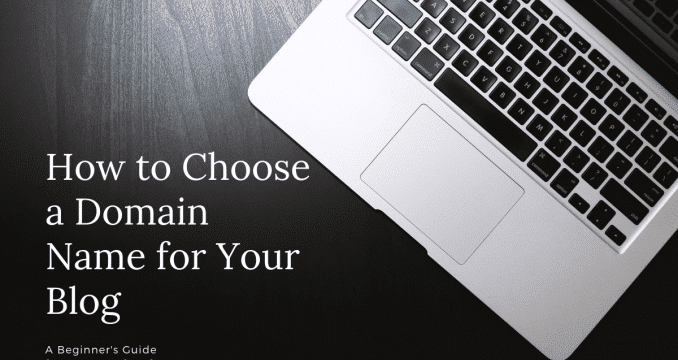 Follow our 16 steps for How to Choose a Domain Name for Your Blog. Your blog domain name must be unique, so you can stand out in row of domain name search