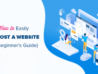 How to Host a Website | Steps to Host a Website