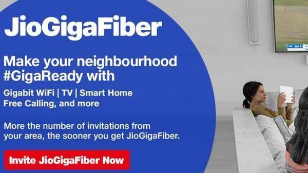 Reliance Jio GigaFiber launch likely soon: Report