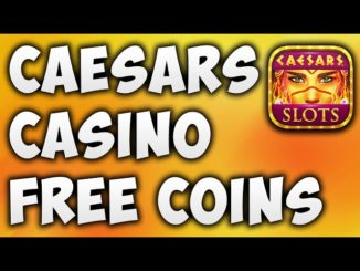 Free Coins for Caesars Casino