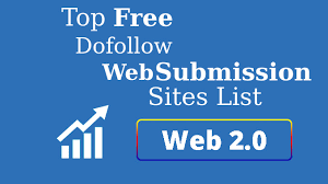 Free Dofollow Web 2.0 Sites List
